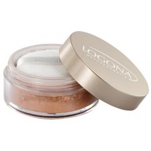 Maquillaje en Polvo Beige 01 - Logona