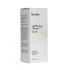 Krous Secret Sea Crema de Día Anti-Age SPF20