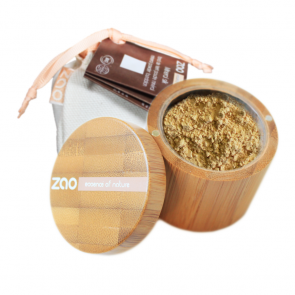 Zao Makeup - Polvo Seda Mineral 508 - Ivoire Rosé muy claro