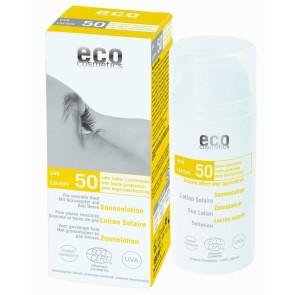 Eco Cosmetics Protector Solar Loción FPS 50