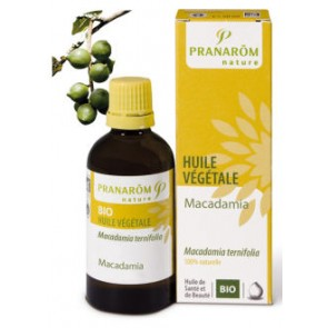 Pranarom Aceite Vegetal de Macadamia Bio