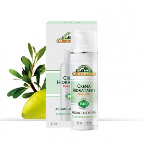 Crema Hidratante Piel Seca Argán + Aloe Bio - Corpore Sano