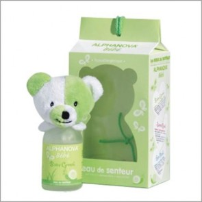 Alphanova Bebé - Perfume Unisex - Baby Green