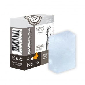 Allo Nature - Piedra de Alumbre Aftershave