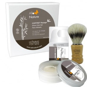 Allo Nature - Cofre Regalo Afeitado For Men