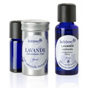 Aceite Esencial Lavanda Bio 10ml - Ladrôme