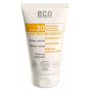 Eco Cosmetics Protector Solar FPS 30UVB/10UVA para Piel Sensible