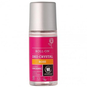 Urtekram Desodorante Roll-On de Rosas