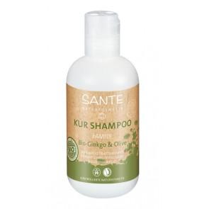 Champú tratante Bio- Ginkgo &Oliva 200 ml - Sante