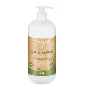 Champú tratante Bio- Ginkgo &Oliva 950 ml - Sante