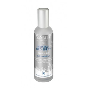 Desodorante spray Mineral Pure Spirit - Sante