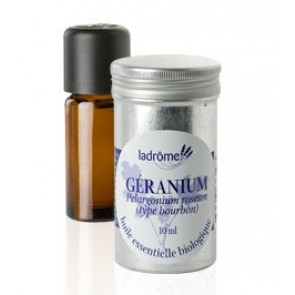 Aceite Esencial  Bio Geranio 10ml - Ladrôme