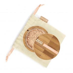 Zao Makeup - Polvo Seda Mineral 510 - Beige doré