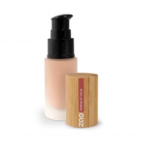 Zao Makeup -  Maquillaje Fluido - 714 Beige natural
