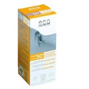 Eco Cosmetics Protector Solar FPS 50 para Piel Sensible
