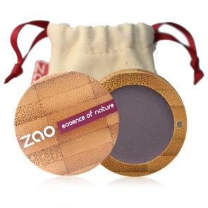 Zao Makeup - Sombra de ojos Mate 205 - Violet sombre