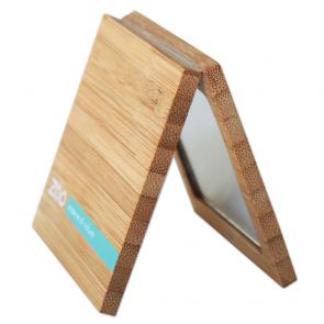 Zao Makeup - Espejo Bambú