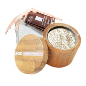Zao Makeup - Polvo Seda Mineral 500 - Translucido matificante