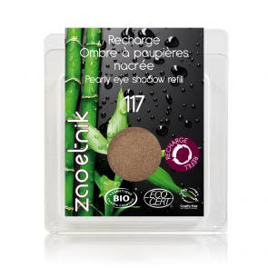 Zao Makeup - Recarga Sombra de ojos Nacarada 117