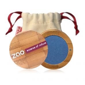 Zao Makeup - Sombra de ojos Nacarada 120 - Bleu roy