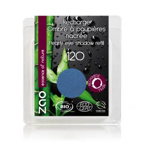 Zao Makeup - Recarga Sombra de ojos Nacarada 120