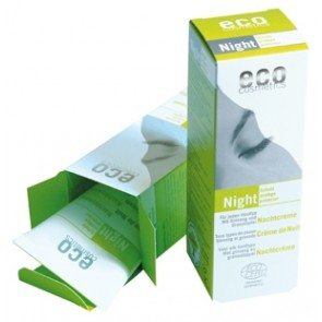 Crema Facial Nutritiva de Noche - Eco Cosmetics