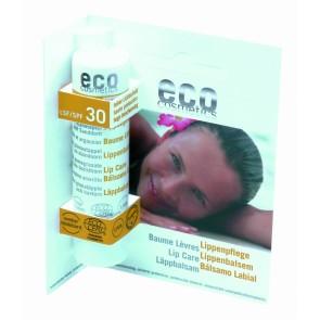 Eco Cosmetics Bálsamo Labial SPF 30 Stick