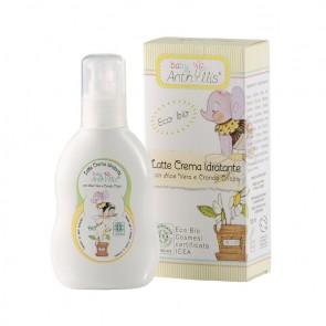 Anthyllis Leche Corporal Hidratante Niños y Bebés Bio de Aloe Vera y Crondo Crispo