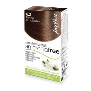 Ammonia Free Rubio Oscuro Dorado 6.3 Perfect Tinte
