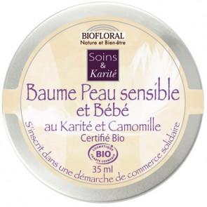 Bálsamo Karité & Manzanilla - Biofloral