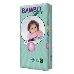 Pañal Ecológico XL Plus 15-30Kg, - Bambo