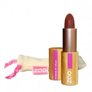Zao Makeup - Barra de Labios Mate 466 Chocolat