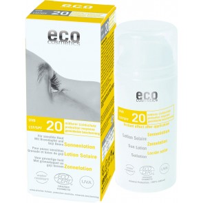 Eco Cosmetics Protector Solar Loción FPS 20