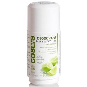 Coslys Desodorante Cítricos Roll-On con Potasium Alum