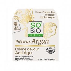So'bio étic - Crema de Día Precièux Argan