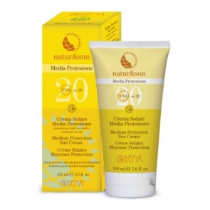 Crema Solar Media Protección SPF20 - Bema