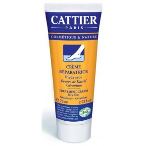 Crema Reparadora Pies Secos - Cattier