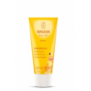Crema Facial de Caléndula Bebé - Weleda