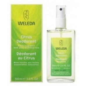 Desodorante Citrus - Weleda