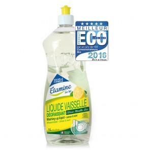 Etamine du Lys Lavavajillas a Mano Ecológico Limón 1L