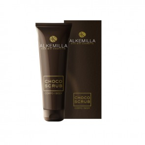 Alkemilla Exfoliante Corporal Chocolate