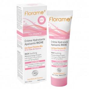 Florame Crema Hidratante Calmante Intensa Tolerance