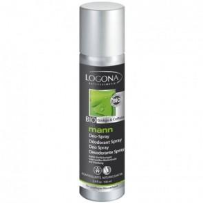 Logona - Desodorante Spray Mann