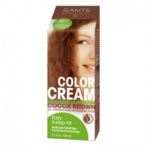 Sante Crema Colorante Capilar Chocolate