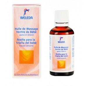 Aceite para la tripita del bebé - Weleda
