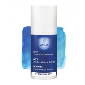 Weleda Desodorante Roll-On 24h Men