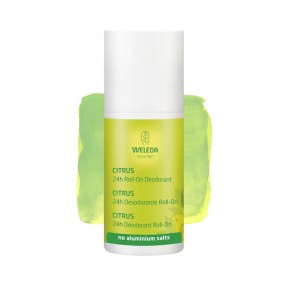 Weleda Desodorante Roll-On 24h de Citrus