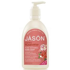 Jason Gel de Manos y Cara Agua de Rosas