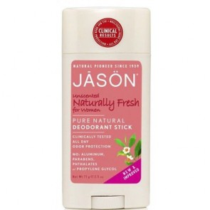 Jason Desodorante Mujer Naturally Fresh