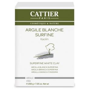 Arcilla Blanca Superfina - Cattier